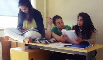 Estudiar y seguir teniendo vida social