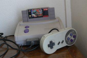 Viejazo universitario: Super Nintendo