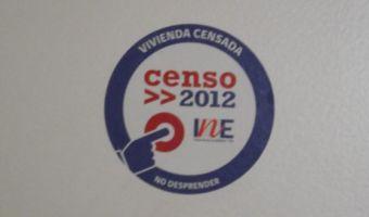 Los primeros resultados del Censo 2012