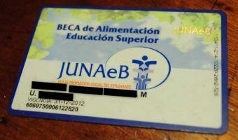 ¿Cuáles son las becas que entrega la JUNAEB?