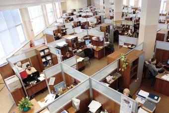 Historias de oficina: El primer día de trabajo