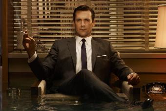 11 comportamientos de la gente realmente exitosa, según Mad Men