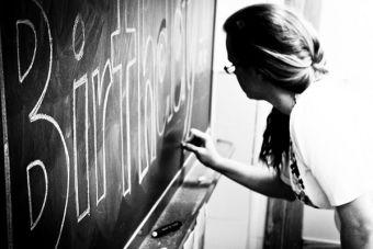 La mejor pega del mundo es... ¡Ser profesor!