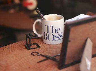 ¡Este es mi jefe!: Amabilidad a toda prueba