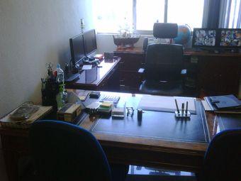 Historias de oficina: Amor entre sombras