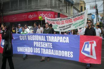 Trabajadores marcharán para presionar al Gobierno por reformas laborales comprometidas