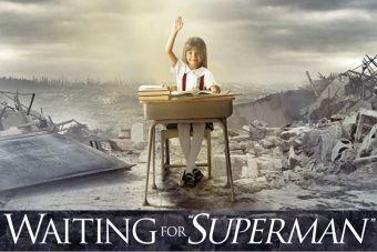"¡Te recomiendo! ""Waiting for Superman"""