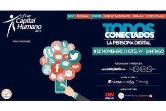 Expo Capital Humano 2014 entregará herramientas para gestión de personas