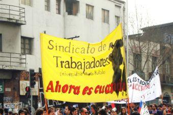 ¿Cómo funcionan los sindicatos en Chile?