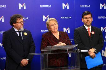 Reforma tributaria de Michelle Bachelet contempla eliminación del FUT