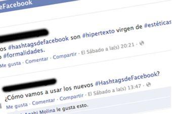 ¿Cómo usar los nuevos Hashtags de #Facebook?