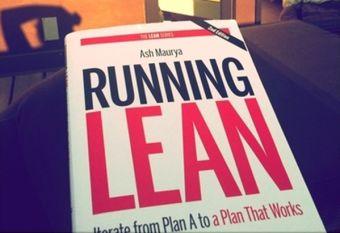 RUNNING LEAN, Una receta para emprender con éxito