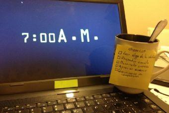 Cosas que debes hacer en un día laboral