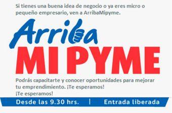 """Ferias para emprendedores """"Arriba Mi Pyme"""""""