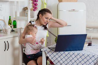 Casi la mitad de las madres en Chile son emprendedoras