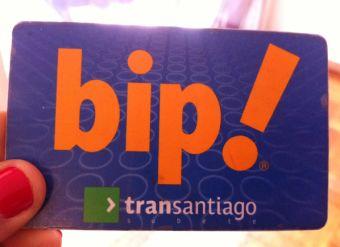 Carga tu tarjeta Bip! con $4.990 y obtén $10.000
