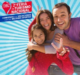 CERRADO: Gana entradas para la 2° Feria de Turismo Nacional