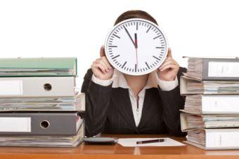La mejor forma de administrar el tiempo en el trabajo