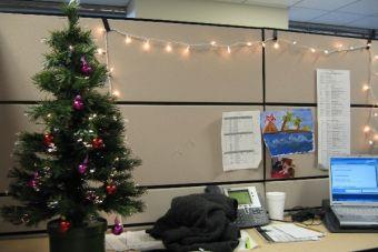 Fin de año y cómo llevar la navidad a la oficina