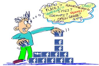 Los 12 mandamientos de una página en Facebook