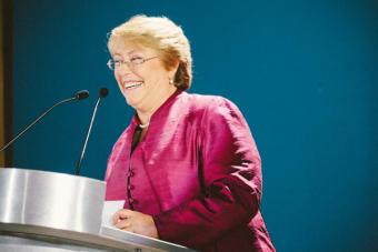 Los desafíos de Bachelet con los trabajadores chilenos