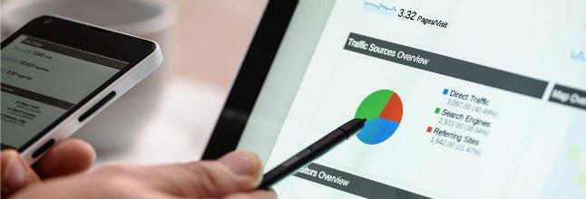 Mirando el tráfico en Google Analytics - Synapsis BPO smart outsourcing