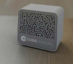 CubeSensors  cover image