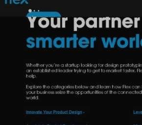 Flex cover image