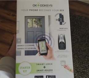 OKIDOKEYS Smart Lock cover image