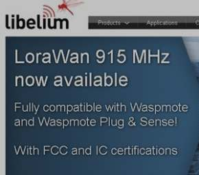 Libelium cover image