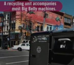 Big Belly Solar and Wireless trashcan cover image