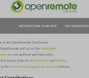 OpenRemote cover image