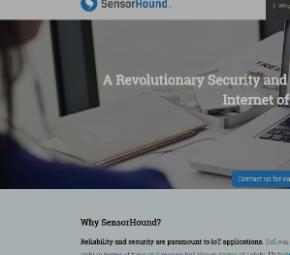 SensorHound cover image