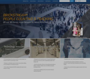 Brickstream (Acquired by FLIR Systems) cover image