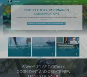 Cognizant Technology Solutions cover image