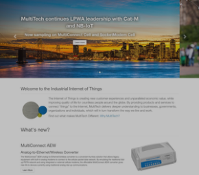 MultiConnect mDot cover image