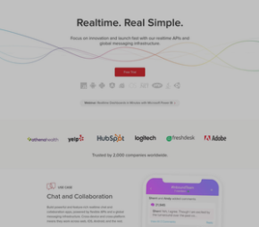 PubNub Platform cover image