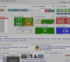 City Dashboard cover image