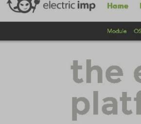 Electric Imp Cloud cover image