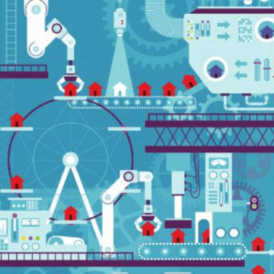 Cognitive manufacturing cover image