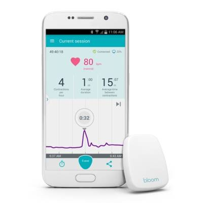 Smart pregnancy tracker obtains $2.3M in grants for R&D and product development cover image