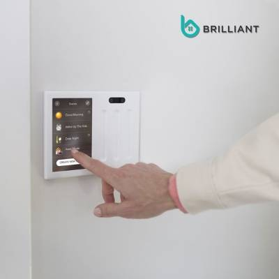 Smart home automation startup Brilliant Tech closes $21M Series A cover image