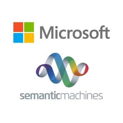 Microsoft buys conversational AI company Semantic Machines for an undisclosed sum  cover image