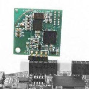 Prototype of  RadioBlocks