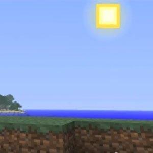 Prototype of  Real World Minecraft Lighting