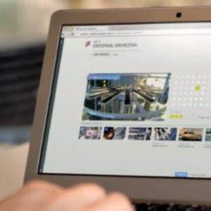 Google's Web Lab  website screenshot