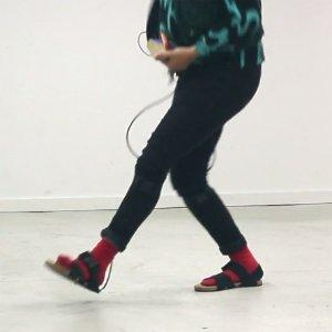 Stellvertreter Shoes in action