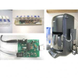 Prototype of Sensor health monitoring with dwellSense