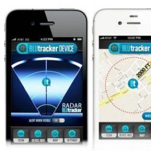 Blutracker in action