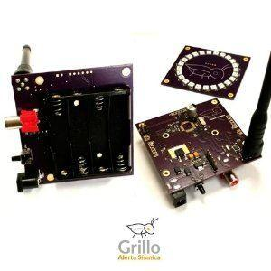 Prototype of Grillo